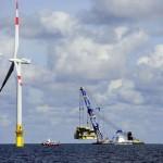 EnBW Windpark Baltic 1 produziert künftig Strom für 50.000 Haushalte - Foto: EnBW / Matthias Ibeler, Emsdetten